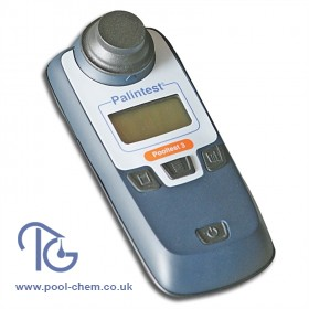 Palintest Pooltester 3 (Soft Case) **REDUCED PRICE**