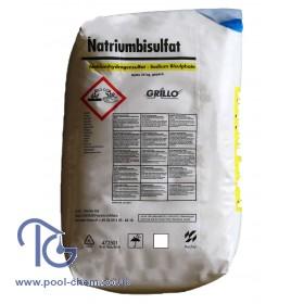 pH & Alkalinity Reducer (Sodium Bisulphate) - 25 Kgs Bag